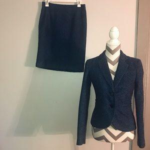Calvin Klein Blazer/Pencil Skirt Suit